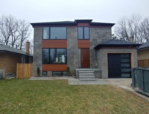 Installed by Northview: siding and front door in Etobicoke, ON