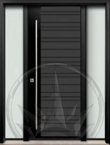 OV-3 Overlay Entry Door