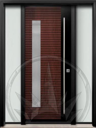 OV-6 Overlay Entry Door